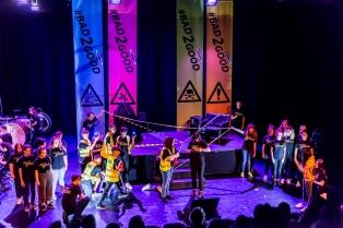 Dr Ferret's Bad Medicine Roadshow - Opera North Youth Chorus (July'17)