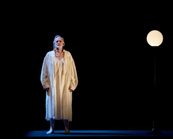 A Reflection on Krapp's Last Tape - Leeds Playhouse (Oct '20)
